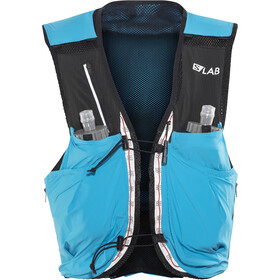 Salomon S/Lab Sense Ultra 8 Bag Set transcend blue/black